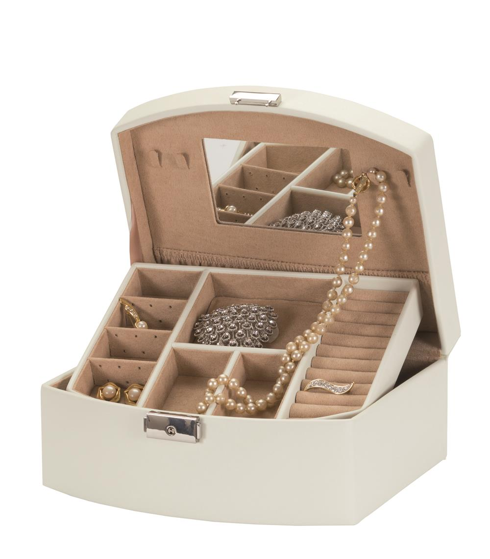 ivory jewel case