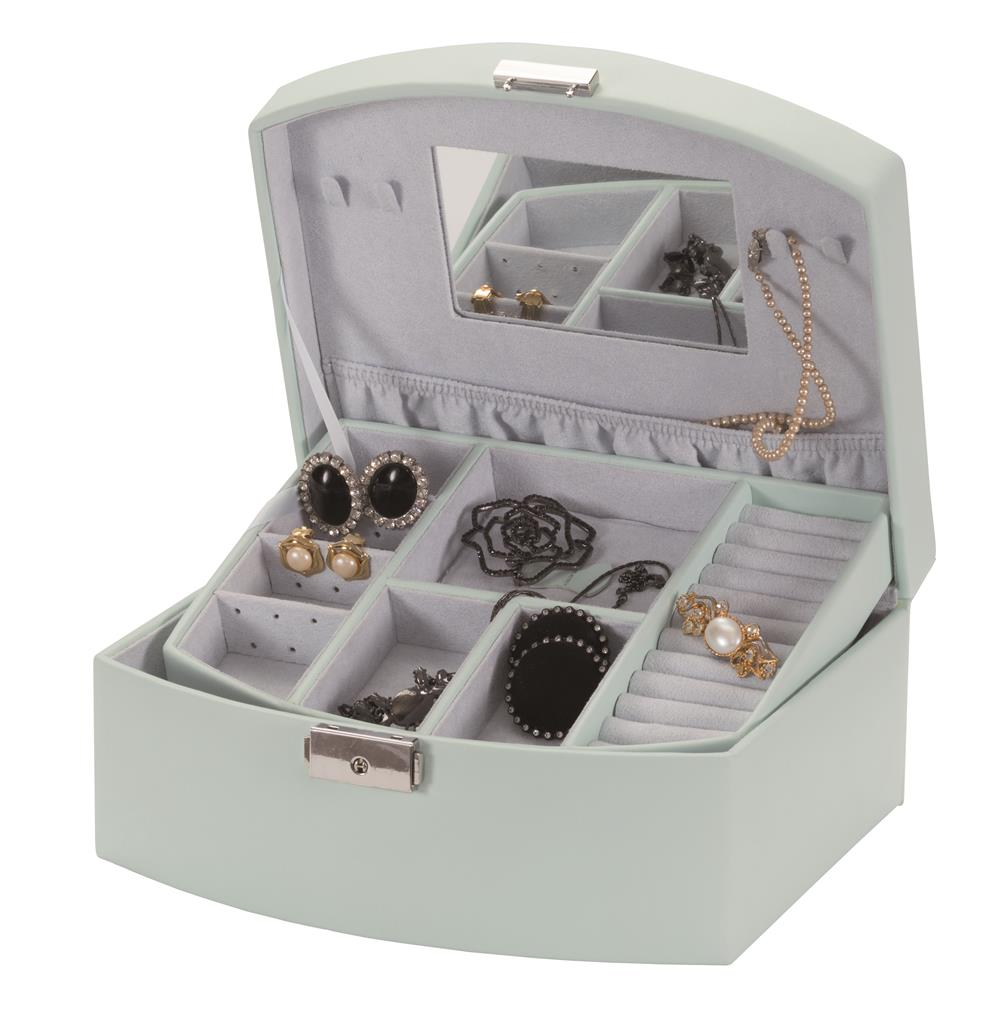baroness pastel green jewel case