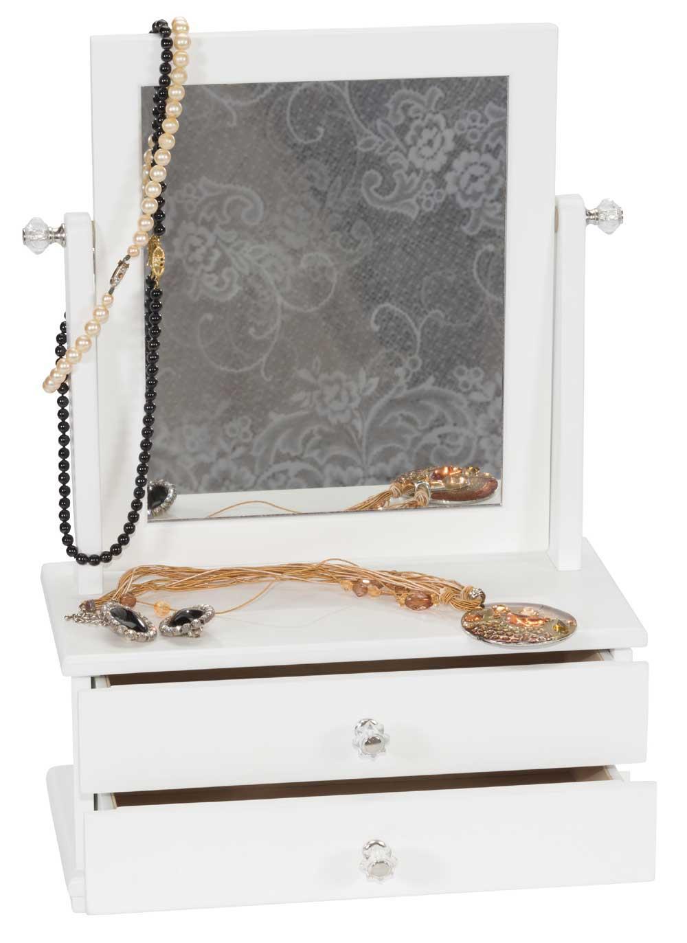 Faith mirror jewel case