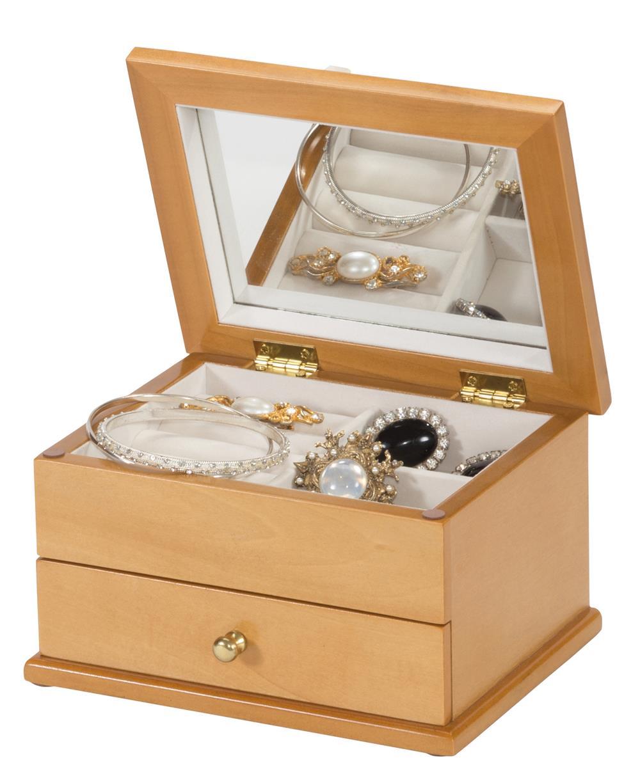 Maxine oriental rose jewel case
