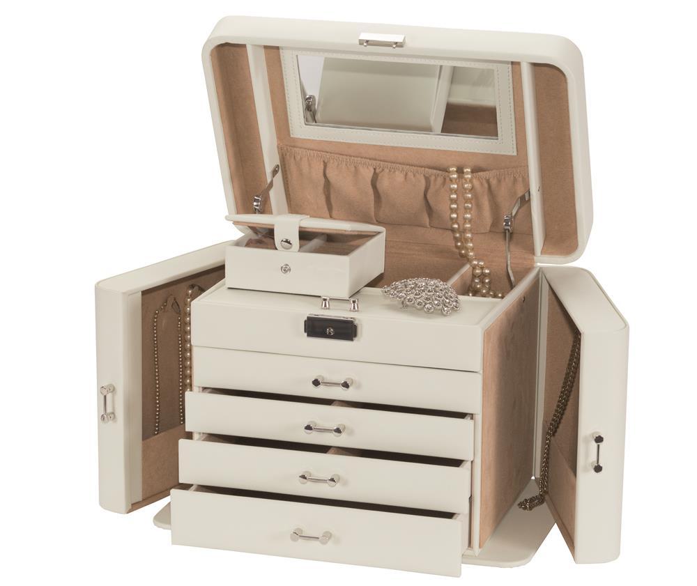 empress ivory jewel case