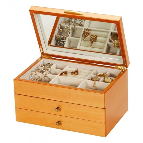 Meagan oriental rose jewel case