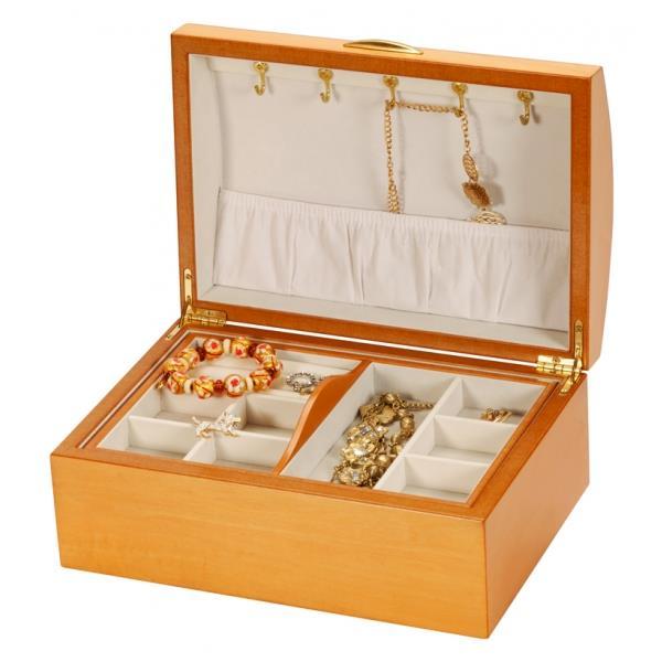 Millie oriental rose jewel case
