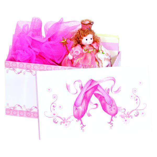ballet shoes storage boxes