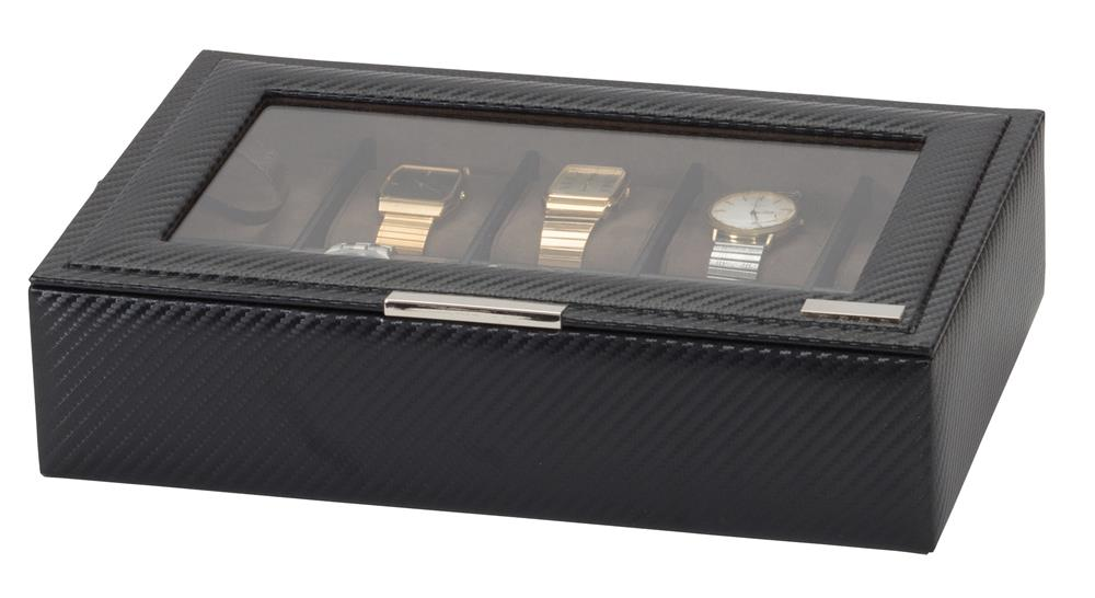 William 10 watch box