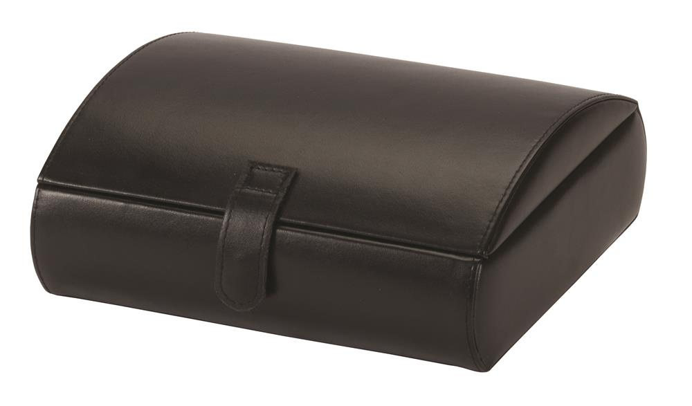 Ben Domed Topped PU 10 Watch Box