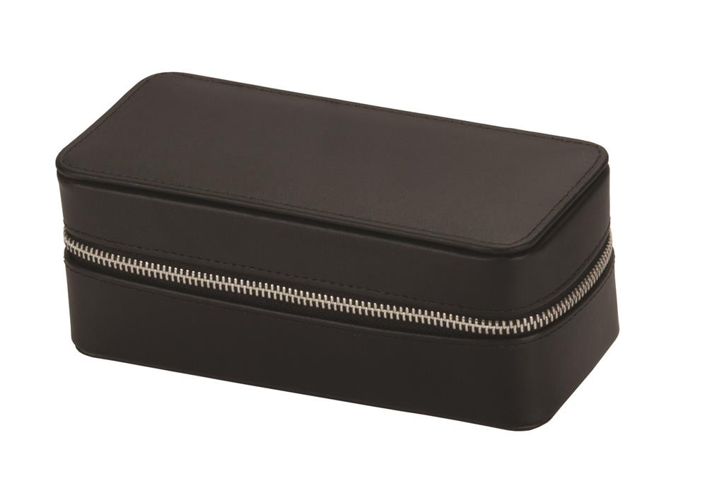New - Edward Bonded Leather Watch Holder