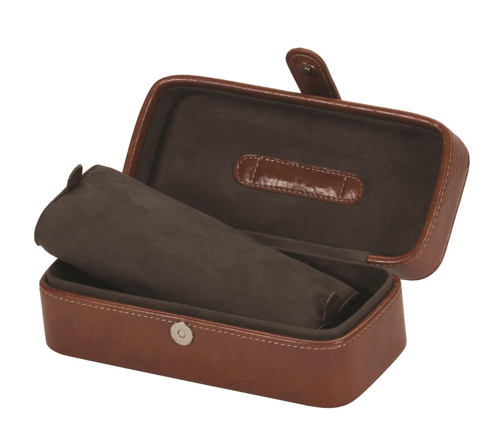 Edward Bonded Leather watch holder
