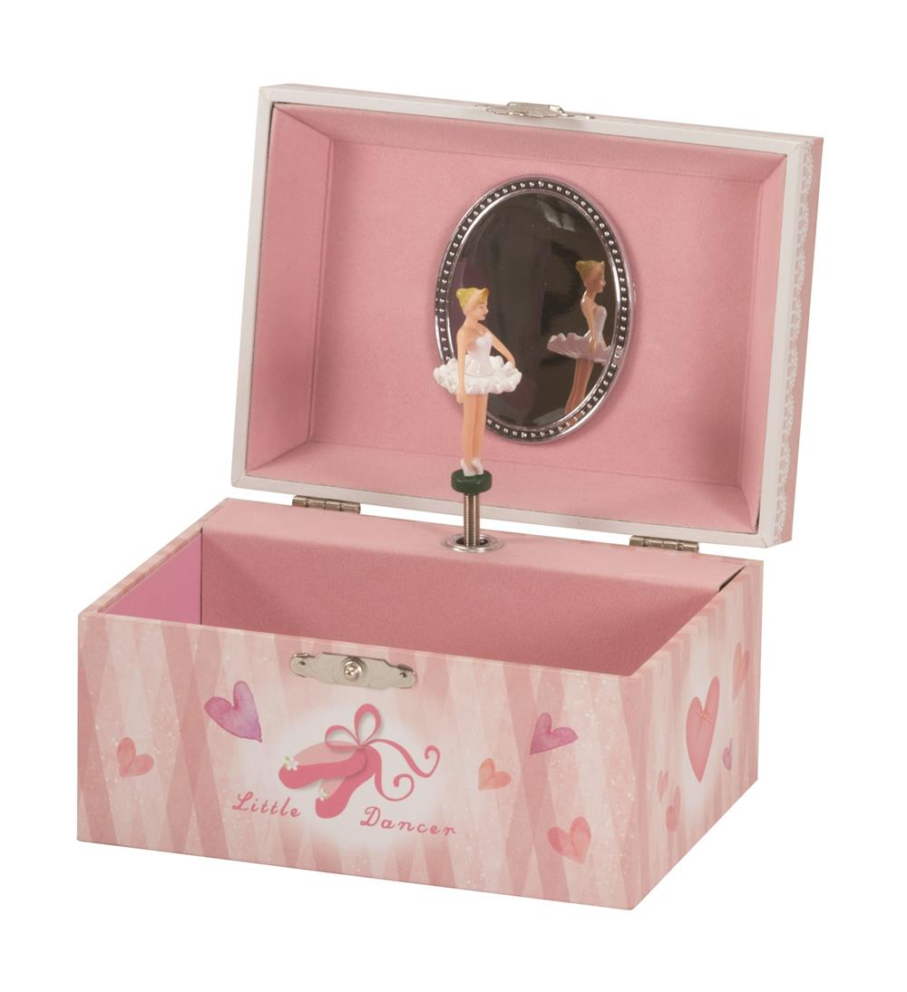 New - Isabelle Little Dancer musical jewel case 2 pack