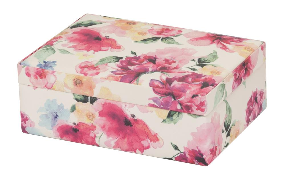 New - Sinead Floral Collection Jewel Case