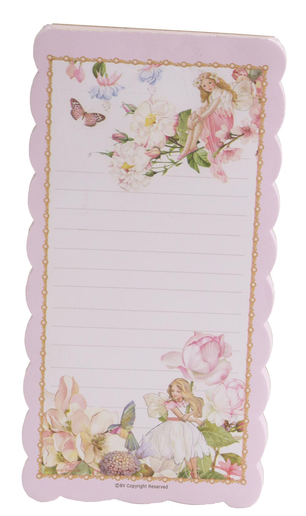 New - fairy design Notepad
