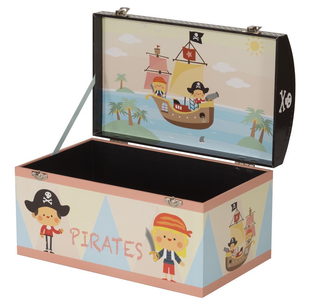 Pirate Captain Storage Chest