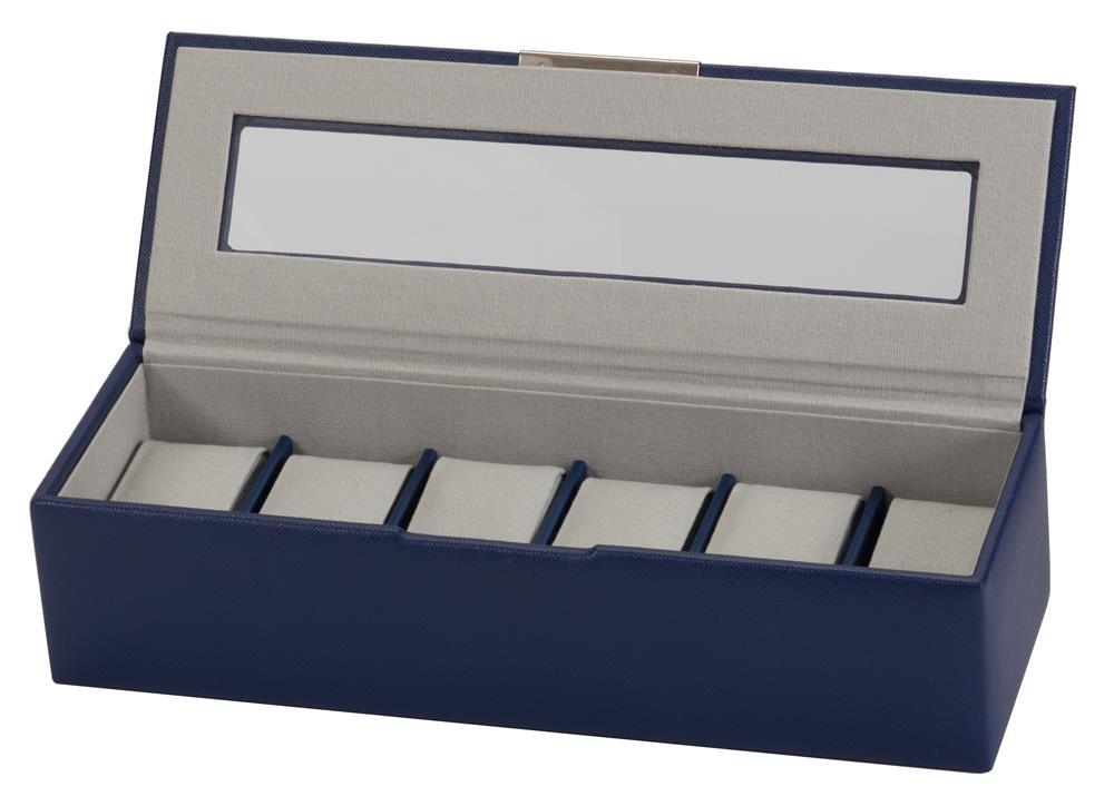 Jack Blue Watch Box