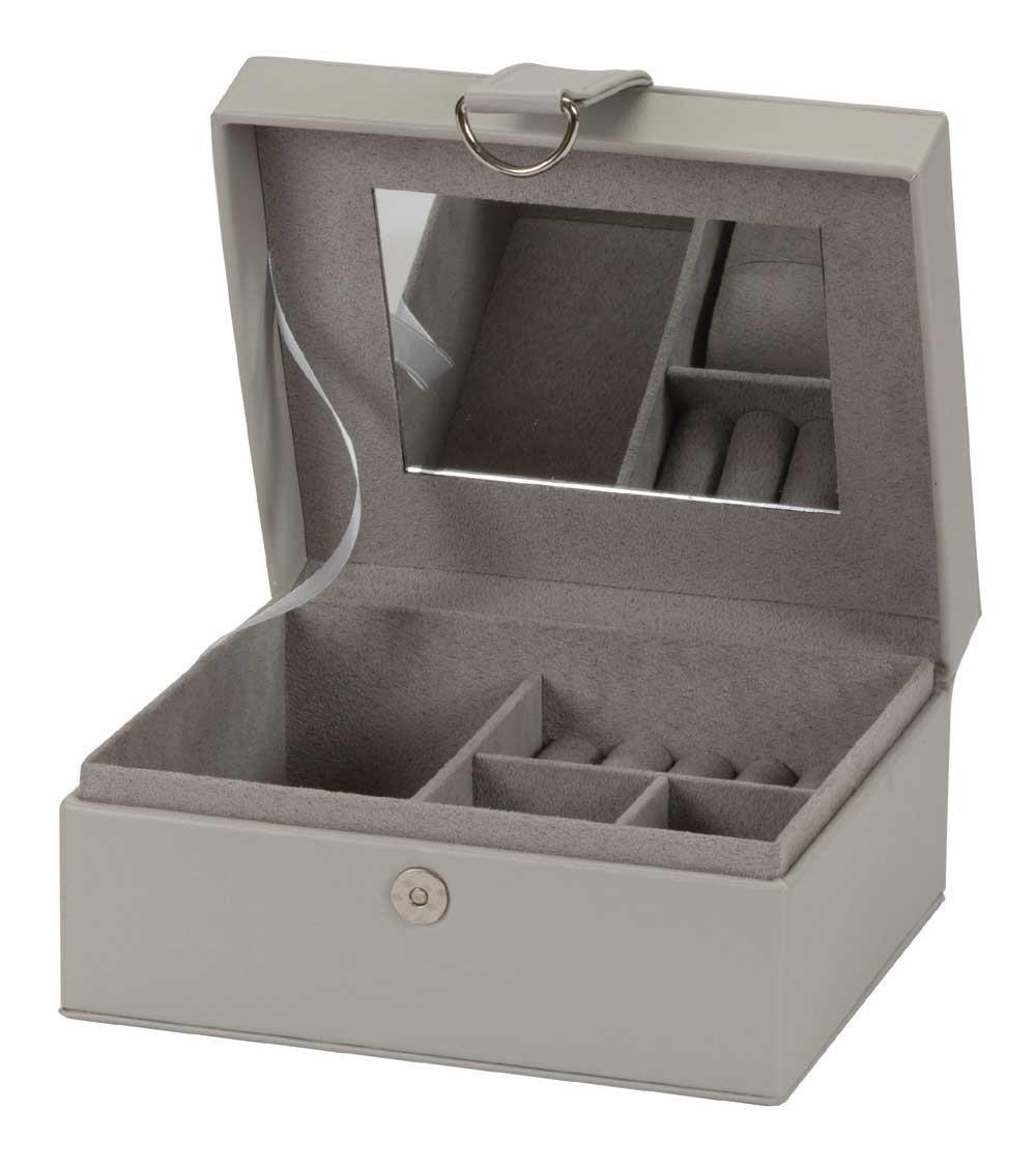 Wendy misty grey jewel case
