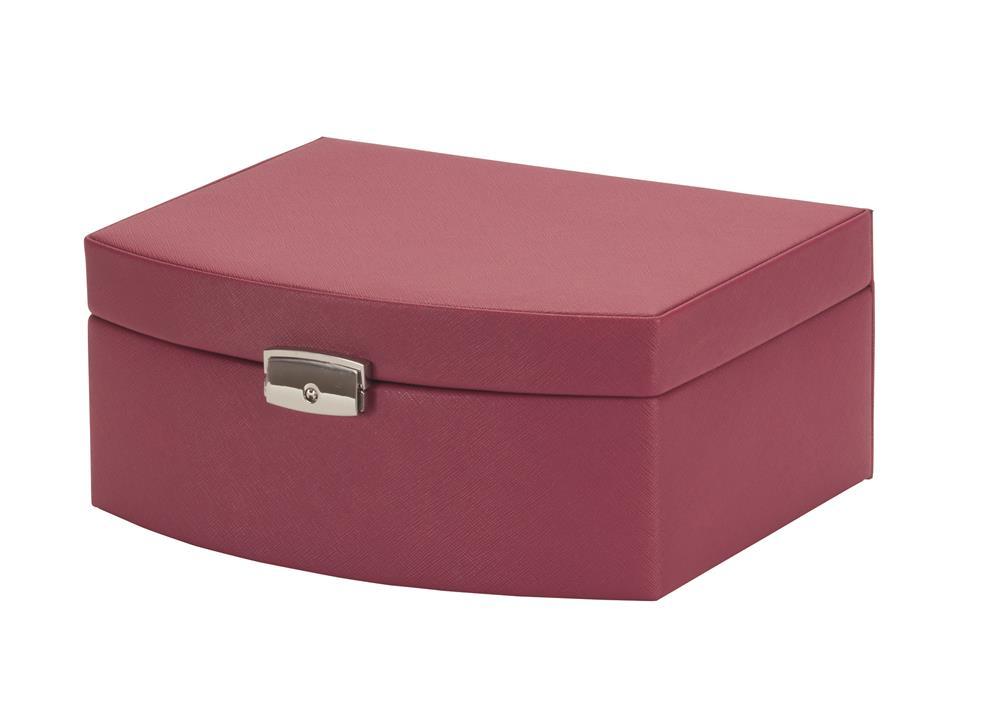 diana saffiano collection jewel case