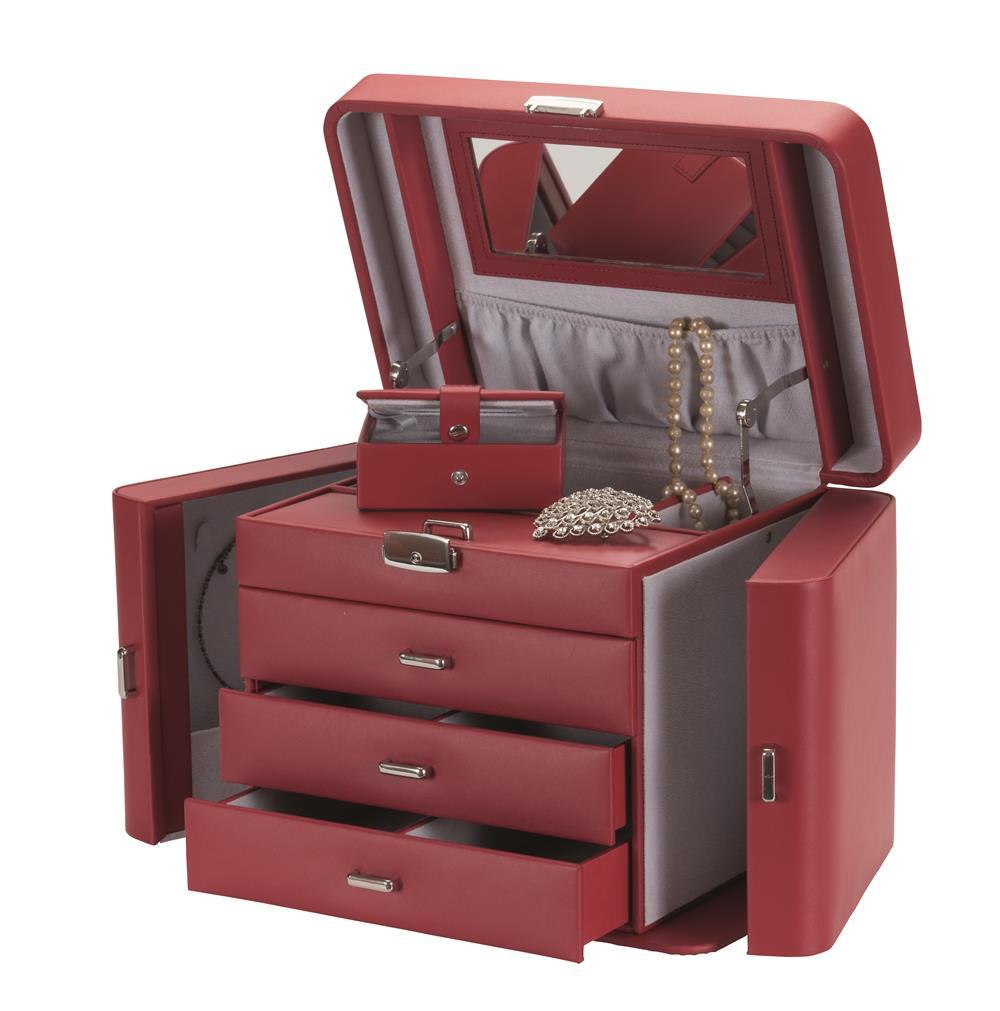 josie saffiano collection jewel case